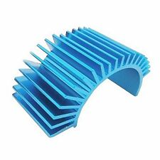 Aluminum Blue Heatsink For 540 550 Motor for 1/10 Tamiya HSP Car Truck Buggy  I