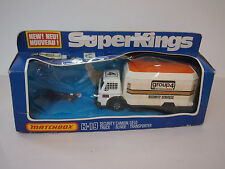 Matchbox Super-Kings K-19 Security Truck Fort Knox Diecast 1978