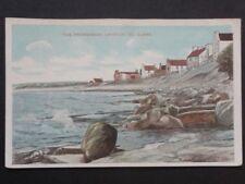 Ireland CLARE - LAHNICH The Promenade - Old Postcard