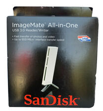 SanDisk Imagemate All-in-One USB 3.0 Reader/Writer, SDDR-289-A20,