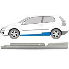 Volkswagen Golf 5 V 2003-2010 3-Tür Voll Schweller Reparaturblech / Links