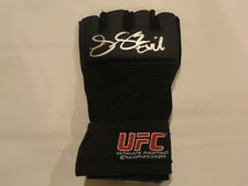 JESSICA EYE SIGNED UFC GEL TRAINING GLOVE MMA STAR EXACT PROOF EVIL RONDA ROUSEY