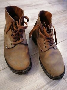Brodequins us ww2 wwii reproduction usé chaussures