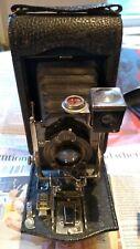 Kodak circa 1910 No.3 G Folding Pocket Camera gorgeous looking collectable.