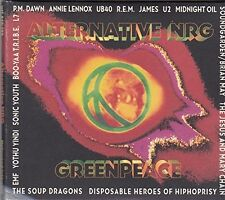 Alternativa NRG (1994) R.E.M., u2, Midnight Oil, EMF, ub40, Sonic uzioni [CD ALBUM]