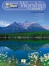 260 WORSHIP WITH 3 CHORDS (E-Z Play Today) by Hal Leonard Corp.