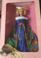 Medieval Lady Barbie  The Great Eras Collectibles New in Box 1994 Rare