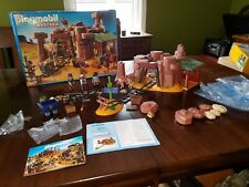 Playmobile Western 5246 Gold mine Complete 100%