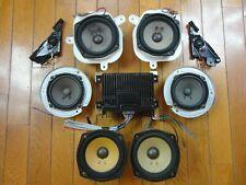 Bose 9-Piece Car Sound System *Powered* Speakers Nissan Infiniti Q45 1997-2000