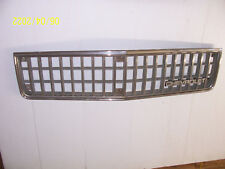 1987 CHEVY CAPRICE ESTATE WAGON GRILL USED OEM 1990 1989 1988 CHEVROLET