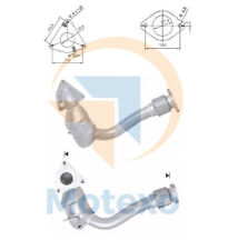 Catalytic Converter RENAULT LAGUNA 3.0i V6 24V 207 bhp L7X 1/01>2/05