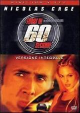 Dvd FUORI IN 60 SECONDI - (2000) ***Versione Integrale*** ......NUOVO