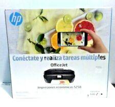 HP OfficeJet 5258  Wireless USB All-In-One Inkjet Printer Brand New