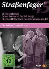 Straßenfeger 45 - Sherlock Homes / Conan Doyle und der Fall DVD >>