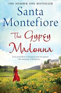 The Gypsy Madonna by Montefiore, Santa Book The Cheap Fast Free Post