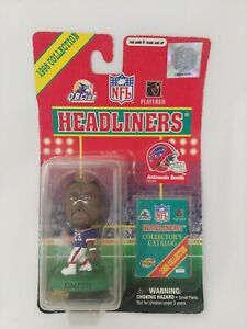 """1998 3"""" Corinthian Headliners Antowain Smith Buffalo Bills"""