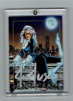 Marvel Masterpieces 1992 Joe Jusko Signed Black Cat