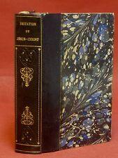 L'IMITATION DE JÉSUS-CHRIST - M. S. DE SACY - MICHEL DE MARILLAC - 1860