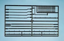 Ratio Gutters & Downpipes OO Gauge Plastic Kit 538