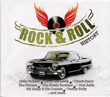 Little Richard,Jerry Lee Lewis,Chuck Berry,The Platters,Paul Anka,Bill Haley 3CD