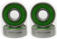 ABEC 7 Scooter Bearings 1 Set of 4 Speed Bearing - Fits Kick Scooters Wheels