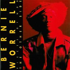 BERNIE WORRELL Pieces Of Woo The Other Side CMP RECORDS Signed by BERNIE WORRELL