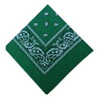Bandeau Enveloppement De Cheveux Bandana En Coton Polyester Écharpe Envelop L7U2