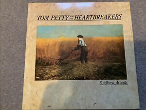 Tom Petty and The Heartbreakers Southern Accents Vinyl LP Original 1985