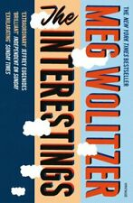 The Interestings by Wolitzer, Meg Book The Fast Free Shipping