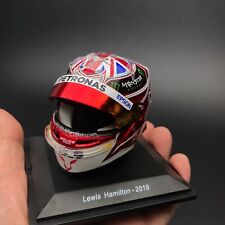 New 1/5 Spark Helmet Replica For 2019 Mercedes AMG F1 Team Lewis Hamilton 5HF020