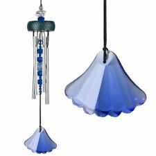 Blue Sapphire Chime by Woodstock Gem Drop Chimes Fairy Sound