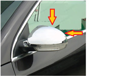 VW Passat B6 Saloon-Estate 2005-2011 2 pcs Chrome Mirror Cover S.STEEL