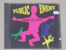 PUBLIC ENEMY -Bring Us Noise- CD