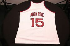 Authentic NBA Mitchell and Ness 1979 -80 New York Knicks Earl Monroe #15 Size 54