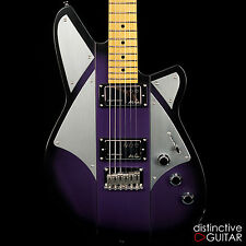 NEW REVEREND BILLY CORGAN SIGNATURE ELECTRIC GUITAR STRING THRU HARDTAIL