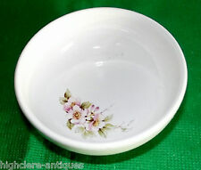 POOLE POTTERY TRINKET/SWEET DISH - PINK FLOWERS