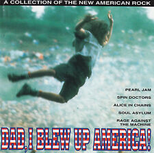 DAD,I BLEW UP AMERICA - A COLLECTION OF AMERICAN ROCK / VARIOUS ARTISTS