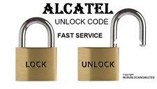 Sblocco Alcatel 10.54 1054 1054X 1054D VM595 2038X Codice Di Sblocco Servizio Veloce