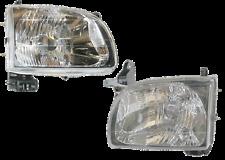 01 02 03 04 Tacoma Left & Right Headlight Headlamp Lamp Light Pair L+R