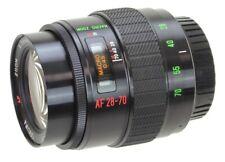 Tokura AF Macro Zoom 28-70mm 3.5-4.5 Lens A-mount Minolta Sony Alpha (Réf#V-833)