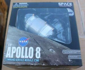 NEW DRAGON WINGS NASA APOLLO 8 COMMAND SERVICE MODULE CSM 1/72 SCALE MODEL 2010