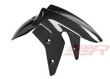 08-12 Kawasaki Ninja 250R/EX250 Front Mudguard Fender Fairing Carbon Fiber Fibre