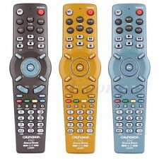 6in1 Learning Universal Remote Control Controller Fr TV CBL DVD AUX SAT AUD New