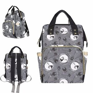 Jack Skellington NBC Baby Changing Diaper Backpack Rucksack Bag Alternative