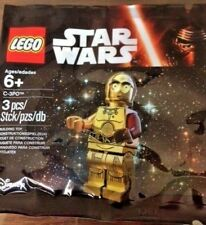 Lego Star Wars C-3PO brazo rojo polybag
