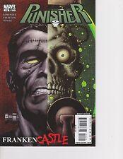 Punisher #14 Franken-Castle, Monster Hunters FREE SHIPPING AVAILABLE!