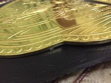 Pride Gold Color Hand Made Championship Replica Belt Size 51 Inches Length