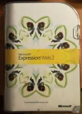 Expression Web 2 - Microsoft's HTML editor and general web design software