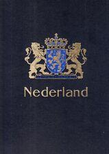 Nederland VERZENDKOSTEN 8 EURO DAVO de Luxe I bladen 1852 - 1943 met alle Back