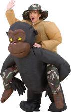 Morris Costumes Men's Inflatable Riding Gorilla Costume. SS29059G